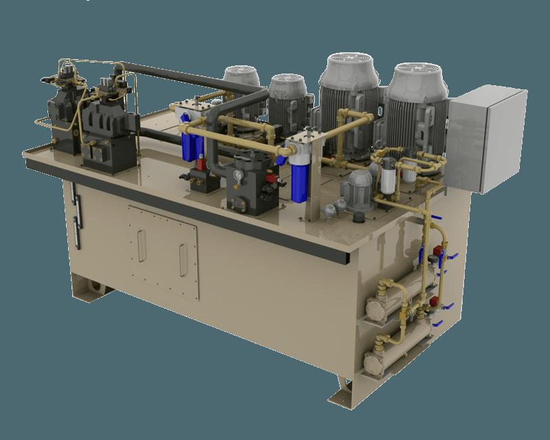 reivax hydraulica