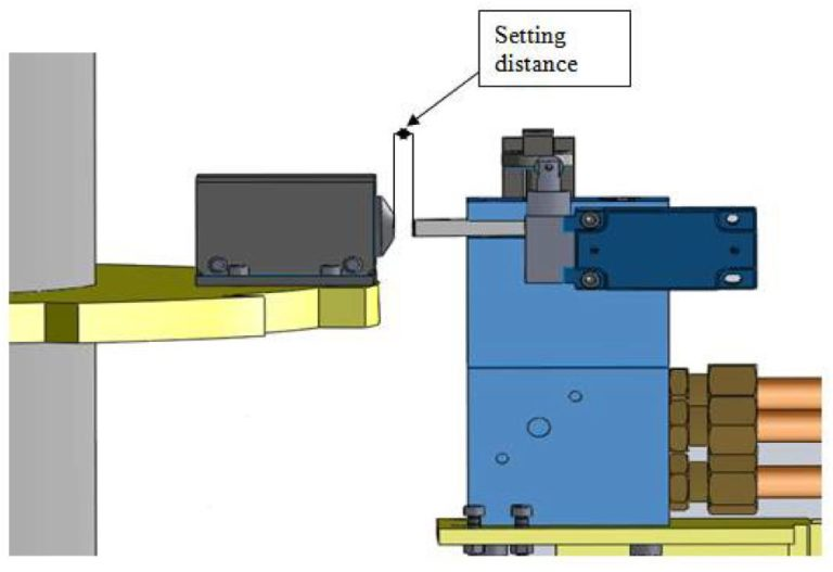 Mounting Overspeed Mechanical Switch Device